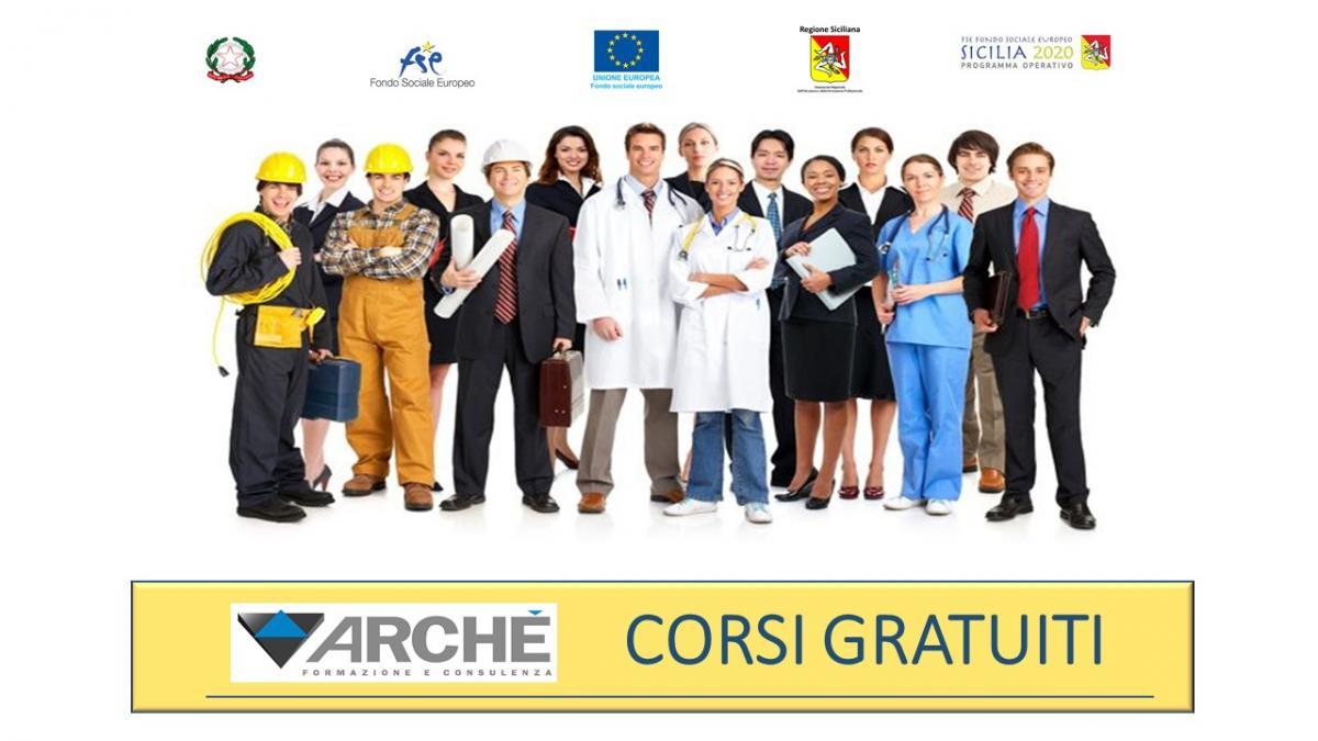 Lavoro Assistente Fotografo Catania corsi gratuiti | archè - formazione e consulenza